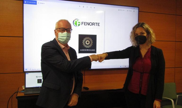 Convenio de colaboración FENORTE-ASESDREAMS